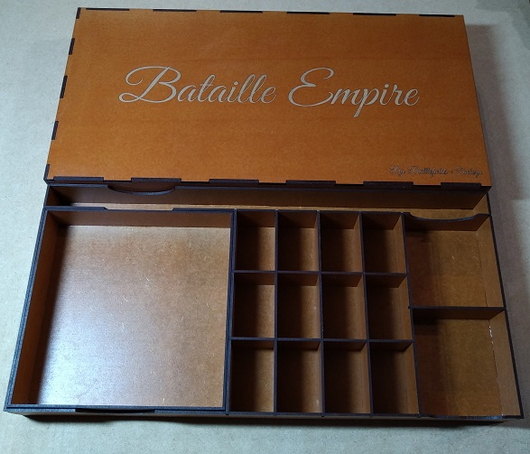 Maxi pack  Bataille Empire  pour UD3