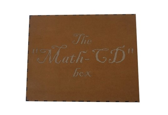 The  MATH CD  box